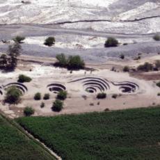南美秘魯一千五百年前的供水系統 – Puquios